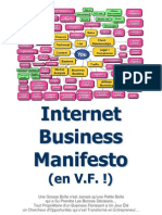 Internet Business Manifesto en VF