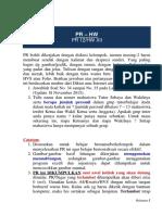 PR 12 - T Gempa - Senin 23 Nov 2015