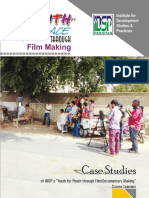 "Success Stories of IDSP's Film making Course ""Youth for Peace Through Film Making"" in Pakistan"