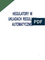 Regulatory PID