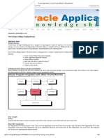 Oracle Applications_ Oracle Project Billing Training Manual