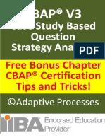 CBAP V3 Question Bank