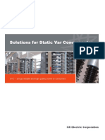 Static Var Compensator (SVC)
