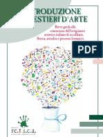 Cologni Mestieri d'Arte Guida Artigianato Artistico Italiano