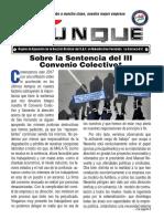 Yunke ,  Yunque nº3, la revista que edita el SAT Navantia San Fernando