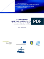 Lappalainen 2008 Transforming Maritime Safety Culture v2