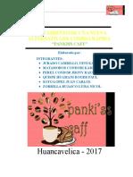 PLAN DE NEGOCIOS Pankiss Caff... Indice