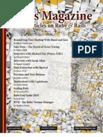 Rails Magazine - Issue #6