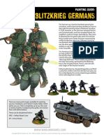 Bolt Action Americans Painting Guide