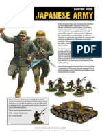 Bolt Action Italian Painting Guide