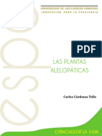 Las Plantas Alelopaticas