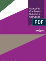 Manual de Combate a Suborno e Corrupcao 2