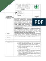 SOP Evaluasi Ketersediaan Obat Terhadap Formularium