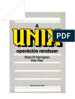 A UNIX Operacios Rendszer