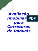 1.0 - Avaliação Imobiliária Para Corretores de Imóveis