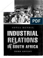 Bendix 1996 Industrial Relations in the New South Africa 3rd