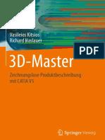 3 D Master Catia
