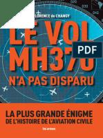 Le Vol MH370 n'a Pas Disparu - Florence de Changy