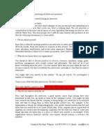Job Interview Tips by Crystal Institute, Bhosari