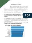 Inseguridad Social de Mexico