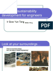 L5_Issues on Sustainability Development