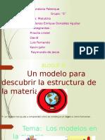 Los Modelos en La Ciencia_EQUIPO 1