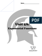 unit 4-exponential functions bundle