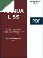 Manual 5s Servicueros