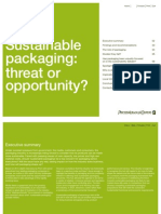 Sustainable Packaging Threat or Opportunity Final