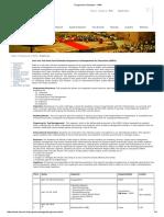 Programme Structure - IIMA