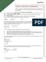 Modelos Atomicos - Exercicios Intermediarios