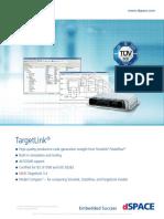 TargetLink_3.3 - Model description