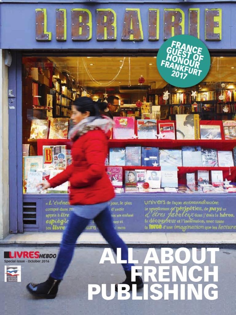 White Paper All About French Publishingpdf 58709  Publishing  Retail