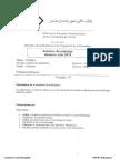 Examen de Passage 2016 TSDEE V7