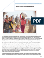 Ethicsandinternationalaffairs.org-The Normative Terrain of the Global Refugee Regime