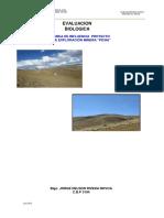 Anexo E Informe Biologico