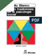 Cinco Tradiciones en Psicologia Social (1)