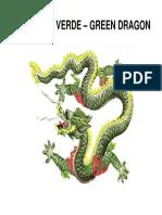 Dragonul Verde – Green Dragon