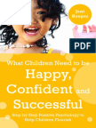Children Need to Be Happy
