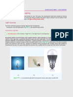 1. LED Lighting