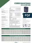 Baterie Aspirator Lp6-5.4