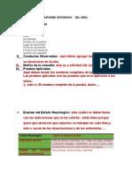 Informe Integrado Del Niño