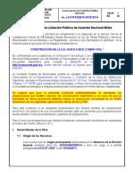 1.- Convocatoria LO-018TOQ070-N125-2014