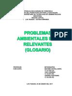 Glosario de gestion y proteccion ambiental