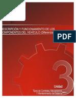 Tipos de Controles, Mecanismos y Mantenimiento del Sistema diferencial
