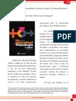 Homosexualidad Libro Analisis