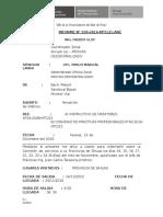 Informe de Comision de Servicios Octubre