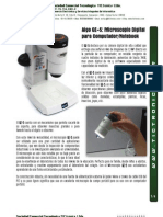Aigo GE-5, Microscopio Digital, Ficha Técnica