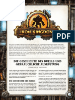 Iron Kingdoms Freebies - Duelle