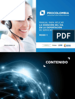 Manual Para Aplicar Al Beneficio de Exportacion Web